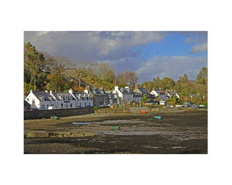 Plockton Harbour Photograph