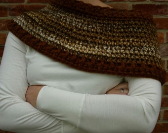 Shoulder cozy / torso scarf