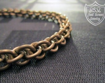 Hypoallergenic Niobium (bronze*) 16g Jens Pind necklace