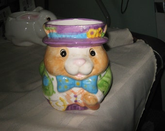 Easter Bunny drink cup