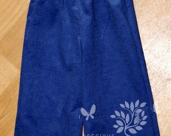 Boys Pants- Corduroy Pants- Toddler boys Pants- Baby Boys Pants- Solid Color Pants- Boutique Pants- 6-9m, 12m, 18m, 2t, 3t, 4t, 5t, 6