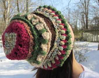 Fall into the Season Hat