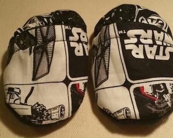 Star wars booties