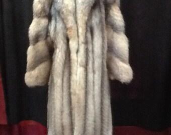 Crystal fox coat