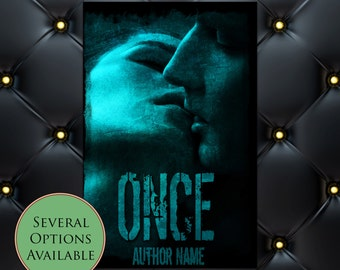 Once (Couple) Pre-Made eBook Cover * Kindle * Ereader Cover