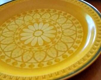 Dinner Plates -  Vintage Monterey Suzuka Stone Dinner Plate Set of 2
