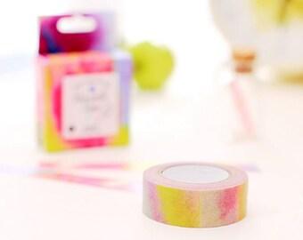 masking tape / washi tape (tatercolor) WT0165