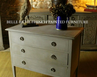 SOLD ** Similar Pieces en-route *** Gustavian Style Hand Painted Chest of Drawers