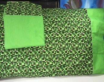 Green Pixels Happiness