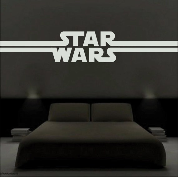 La d co star wars envahit la maison le blog au carr for Chambre star wars
