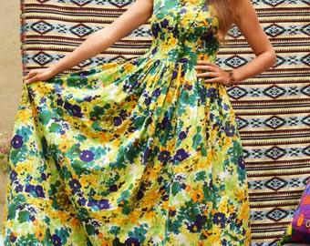 """Summer evening dress """"Lena"""""""