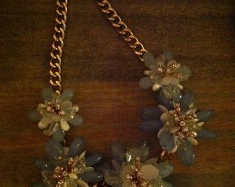 Lavish Blooms Necklace