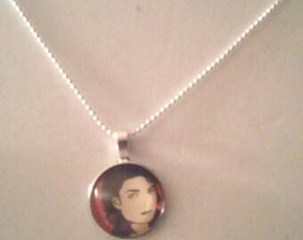 Michael Jackson necklace