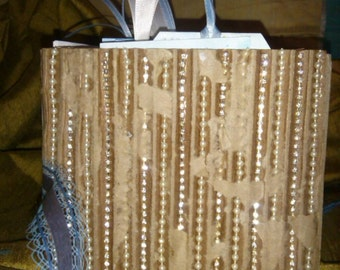 Cardboard and Bling