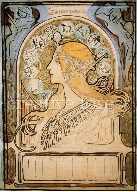a study on art nouveau Organized by lacma's rifkind center for german expressionist studies,  apostles of nature: jugendstil and art nouveau explores the popular.