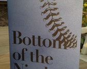 CHAPBOOK: Bottom of the Ninth by Wyl Villacres & WhiskeyPaper Press
