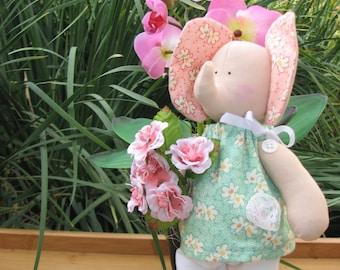 handmade animals, Elephant, stuffed animals, Textile elephant, Doll Plush Elephant, fabric toy, Soft Doll, Animal doll, Baby Gift