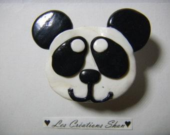 Door listener panda
