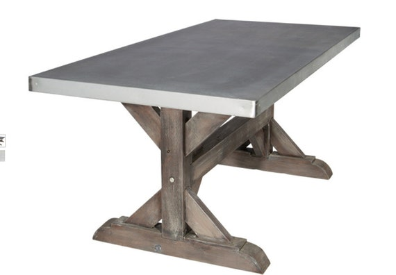 Items similar to farm table you choose top design on etsy for 65 farmhouse table