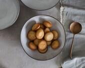 ceramic bowl,Soup Bowls, Pottery Bowl,Stoneware Bowl.Serving Bowl ,Wedding Gift