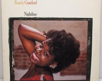 """Randy Crawford - """"Nightline"""""""