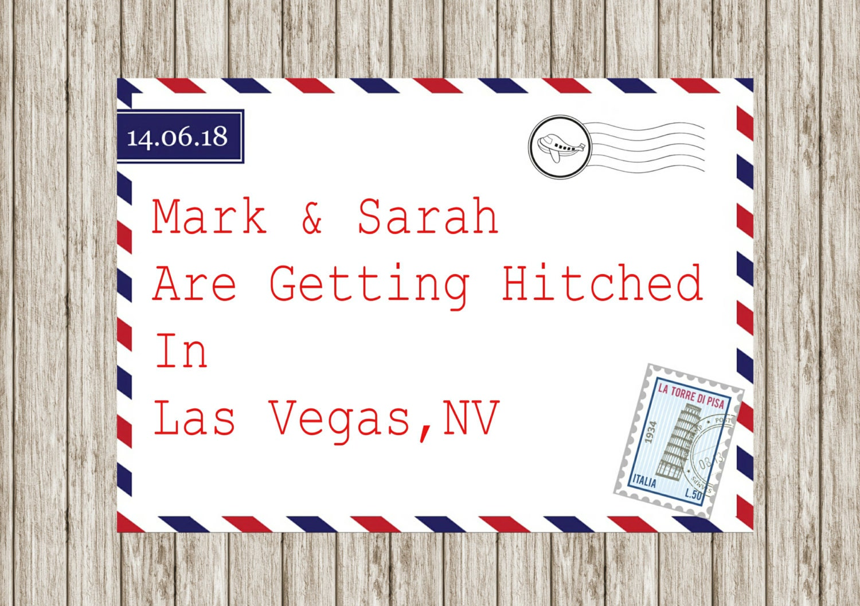 air mail wedding invitation printable wedding invitations
