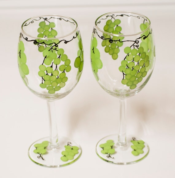 Mother 39 S Day Gift Easter Wine Glasses Unique By