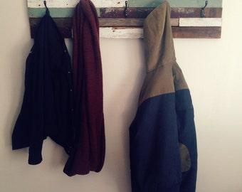 Entryway Coat Rack / Wall coat rack