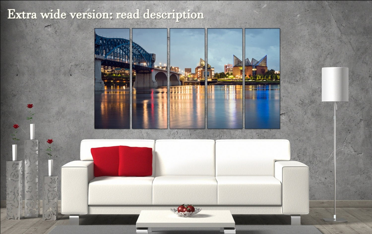 Chattanooga Canvas Wall Art Chattanooga Wall Decor Canvas