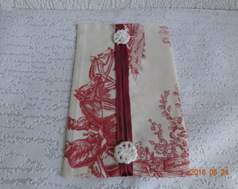 Pocket door tissue