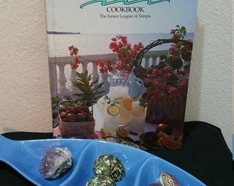 Tampa Treasures Cookbook; The Junior League of Tampa 1992