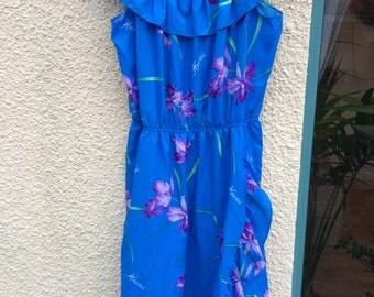 Womens vinatge hawaiian dress