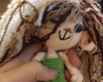 Faun Doll