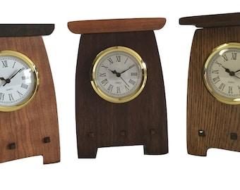 Mission Desk Clock