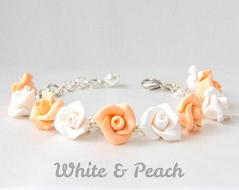 Flower Girl Gift Bracelet-Children Bracelet-Flower Girl Gift-Little Girl Bracelet-Flower Girl Jewelry-Girl Bracelet-Baby bracelet