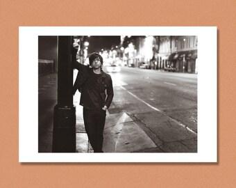 RYAN ADAMS - Portrait, Los Angeles 2011 - Giclée/Photo print