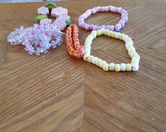 Home made jewelry