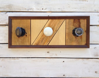 Unique Door Knob Coat Rack Related Items Etsy