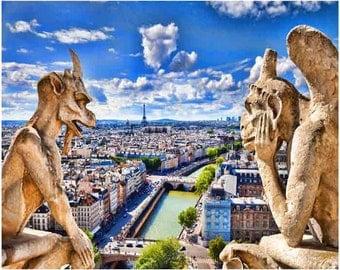 Notre Dame, Paris decor, Photography, Paris Wall Art, French Wall Decor, art print, wall Decor, French Wall Decor, travel