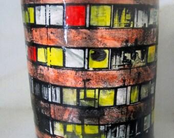 Urban Cylinder Vases