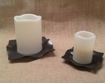 Candle Holders and Candle Coasters