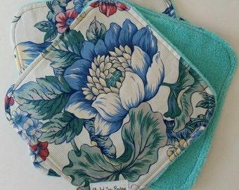 Ladies wash cloths - face cloths - bath cloths - bath gift set - gift for women - ready to ship