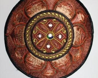 Mandala patch XL