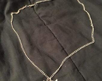 Cupid 14K Necklace