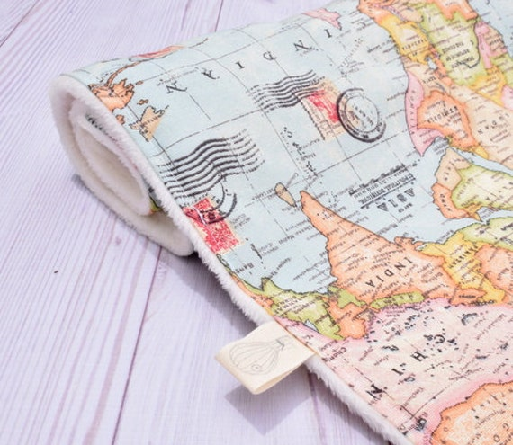 Popular Items For Nursery Decor On Etsy Baby Shower: Travel Theme Blanket World Map Baby Blanket Adventure Theme