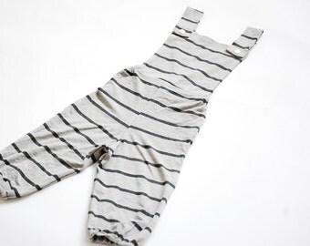 Stripe Romper