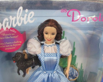 Barbie as Dorothy from the Wizard of Oz