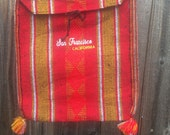 Mexican Messenger Bag Sho...