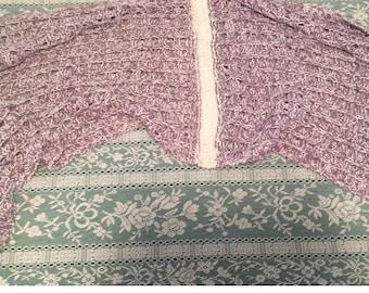 SALE PRICE Handmade prayer shawl