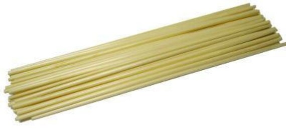 Dried straw for craft or Christmas ornament, a pack of 50 straws, German straw